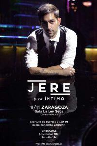 JERE @ LA LEY SECA | Zaragoza | Aragón | España