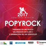 FINALISTAS POPYROCK 2017