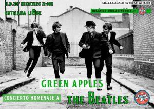 GREEN APPLES @ SALA ZETA | Zaragoza | Aragón | España