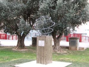 PLAZA DE LA RISA: GLORIETA DEL ESPERANTO @ PLAZA DE LA RISA | Zaragoza | Aragón | España