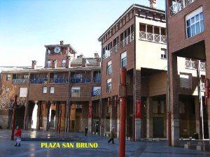 PLAZA SAN BRUNO @ PLAZA SAN BRUNO | Zaragoza | Aragón | España