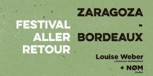 LOUISE WEBERL + NØM @ SALA LÓPEZ | Zaragoza | Aragón | España