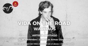 WARHAUS @ LAS ARMAS | Zaragoza | Aragón | España