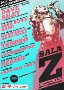 HERIZO + CRISÁLIDA @ SALA ZETA | Zaragoza | Aragón | España