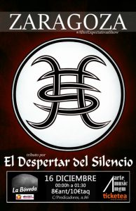 EL DESPERTAR DEL SILENCIO @ LA BOVEDA DEL ALBERGUE | Zaragoza | Aragón | España