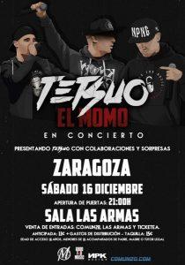 EL MOMO @ LAS ARMAS | Zaragoza | Aragón | España