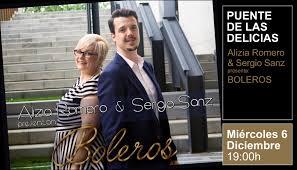 ALIZIA ROMERO Y SERGIO SANZ @ TEATRO DE LAS ESQUINAS | Zaragoza | España