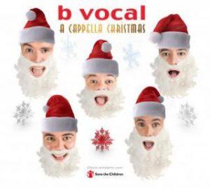 A CAPPELLA CHRISTMAS. B VOCAL @ EDIFICIO PARANINFO | Zaragoza | Aragón | España