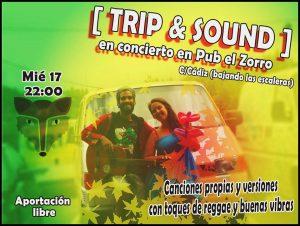 TRIP & SOUND @ PUB EL ZORRO | Zaragoza | Aragón | España