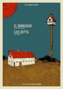 CASI REPTIL + EL BRINDADOR @ AVV ARREBATO | Zaragoza | Aragón | España