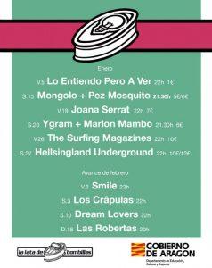 YGRAM + MARLON MAMBO @ LA LATA DE BOMBILLAS | Zaragoza | Aragón | España