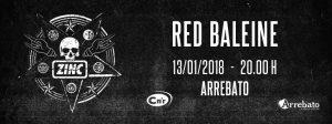 ZINC + RED BALEINE @ AVV ARREBATO | Zaragoza | Aragón | España