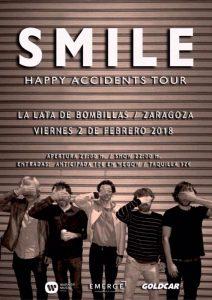SMILE @ LA LATA DE BOMBILLAS | Zaragoza | Aragón | España