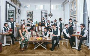 THE GRAMOPHONE ALLSTARS BIG BAND @ SALA LÓPEZ | Zaragoza | Aragón | España