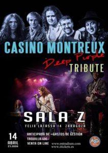 CASINO MONTREUX @ SALA Z | Zaragoza | Aragón | España