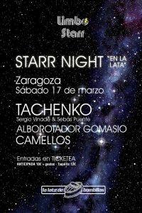 TACHENKO + CAMELLOS + ALBOROTADOR GOMASIO @ LA LATA DE BOMBILLAS | Zaragoza | Aragón | España