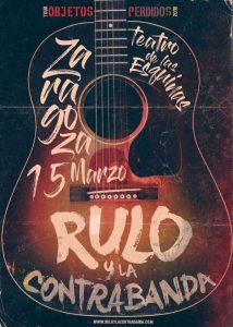 RULO Y LA CONTRABANDA @ TEATRO DE LAS ESQUINAS | Zaragoza | Aragón | España