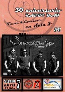 SARAQÜSTA @ SALA Z | Zaragoza | Aragón | España