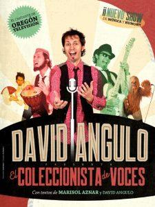 DAVID ANGULO @ TEATRO DE LAS ESQUINAS | Zaragoza | Aragón | España