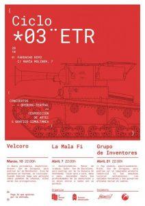 LA MALA FI @ FARDACHO ROYO | Zaragoza | Aragón | España