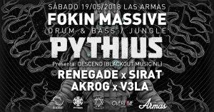 FOKIN MASSIVE! @ LAS ARMAS | Zaragoza | Aragón | España