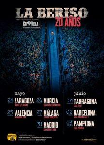 LA BERISO + EN VELA @ LAS ARMAS   Zaragoza   Aragón   España
