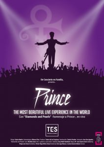 PRINCE: THE MOST BEAUTIFUL LIVE EXPERIENCE IN THE WORLD @ TEATRO DE LAS ESQUINAS | Zaragoza | Aragón | España