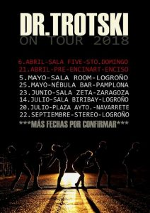Dr. TROSKI + DOBLE ELEFANTE @ SALA ZETA | Zaragoza | Aragón | España