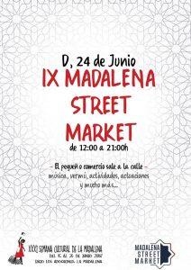 IX MADALENA STREET MARKET @ BARRIO DE LA MADALENA | Zaragoza | Aragón | España