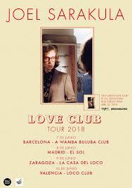 JOEL SARAKULA + DANIEL McGEEVER @ LA CASA DEL LOCO | Zaragoza | Aragón | España