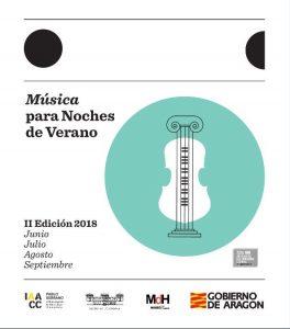 CICLO: MÚSICA PARA NOCHES DE VERANO @ MUSEO DE ZARAGOZA | Zaragoza | Aragón | España