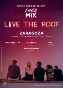CICLO LIVE THE ROOF @ IAACC PABLO SERRANO | Zaragoza | Aragón | España