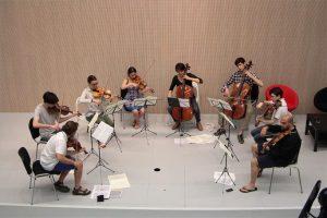 VI FESTIVAL INTERNACIONAL DE MUSICA DE CÁMARA MUSETHICA @ Etopia, Paraninfo, Sala Luis Galve