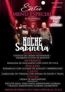 NOCHE SABINERA @ RESTAURANTE ENTEO | Zaragoza | Aragón | España