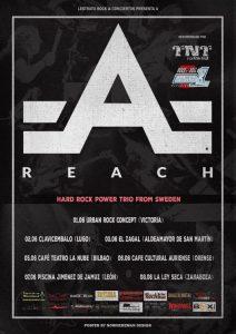 REACH @ LA LEY SECA | Zaragoza | Aragón | España