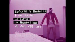 SEÑORAS Y BEDELES @ LA LATA DE BOMBILLAS | Zaragoza | Aragón | España