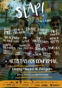 SLAP! FESTIVAL DE ZARAGOZA @ CAMPING DE ZARAGOZA | Zaragoza | Aragón | España
