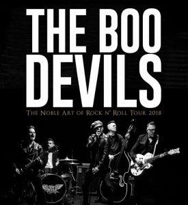 THE BOO DEVILS @ ROCK AND BLUES | Zaragoza | Aragón | España