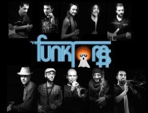 THE FUNKTOMS @ ROCK AND BLUES | Zaragoza | Aragón | España