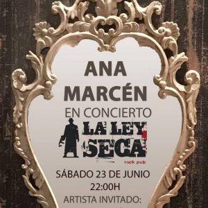 ANA MARCÉN + SUPERVÍA @ LA LEY SECA | Zaragoza | Aragón | España