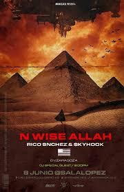 N WISE Y RICO SNCHEZ & $KYHOOK @ SALA LÓPEZ | Zaragoza | Aragón | España