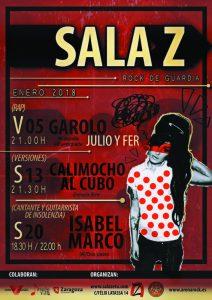 LA LINGA + CALIMOCHO AL CUBO @ SALA ZETA | Zaragoza | Aragón | España