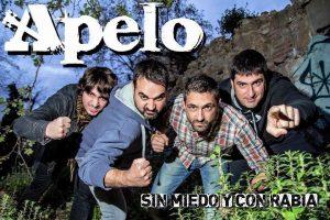 APELO @ SALA CREEDENCE | Zaragoza | Aragón | España