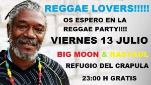 BIG MOON @ EL REFUGIO DEL CRAPULA | Zaragoza | Aragón | España