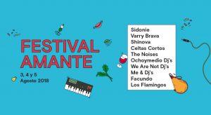 FESTIVAL AMANTE 2018 @ BORJA | Borja | Aragón | España