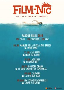 FILM-NIC @ PARQUE BRUIL | Zaragoza | Aragón | España