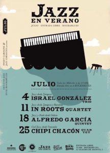 ISRAEL GONZÁLEZ TRÍO @ ROCK AND BLUES | Zaragoza | Aragón | España