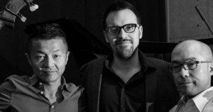 JUAN ORTIZ TOKYO TRIO FEAT GIANNI GAGLIARDI @ LA BÓVEDA DEL ALBERGUE | Zaragoza | Aragón | España