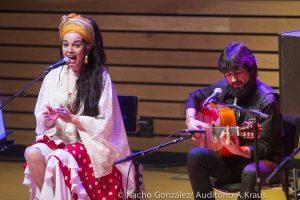 MARINAH & CHICUELO @ TEATRO ARBOLE | Zaragoza | España