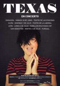 TEXAS @ TEATRO DE LAS ESQUINAS | Zaragoza | Aragón | España